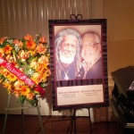 Rest in revolution t Roland and Ronald Freeman, officers in the Southern California Chapter of the Black Panther Party.